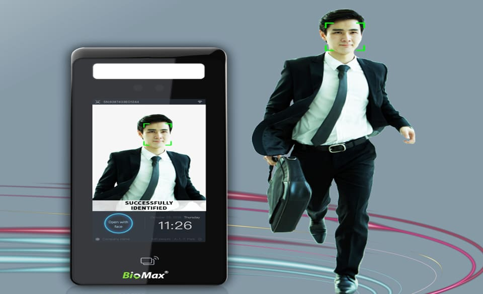 SPEEDFACE-5 Facial Attendance and Access Control